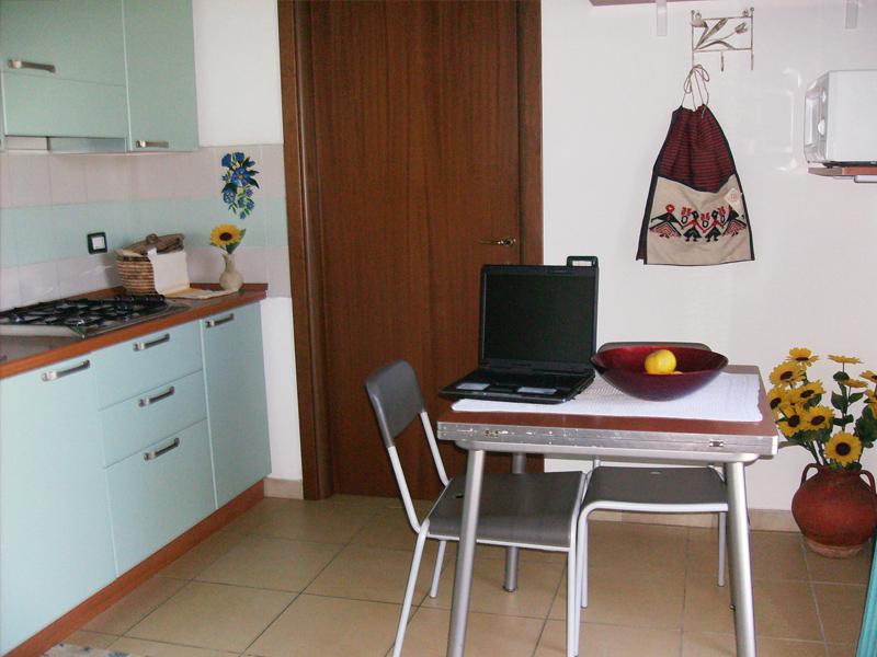 Residence- Cucina trilocale
